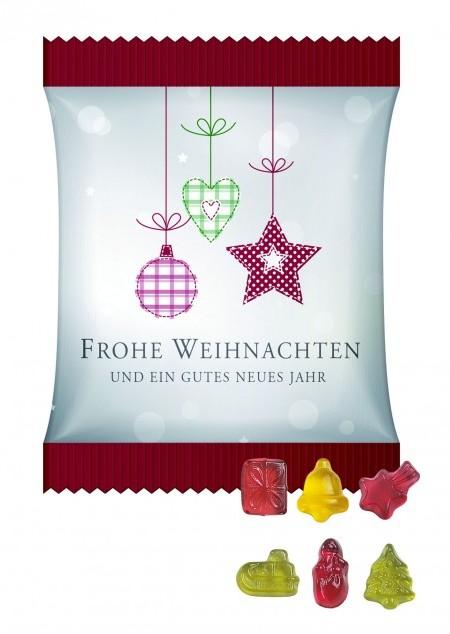 Fruchtgummi Weihnachtsedition Standard