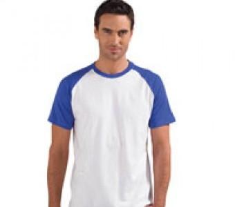 Herren Kontrast-T-Shirts