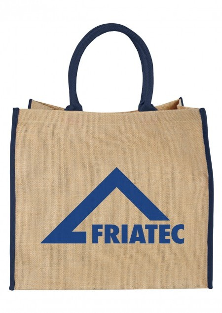 Jute Tasche The Large