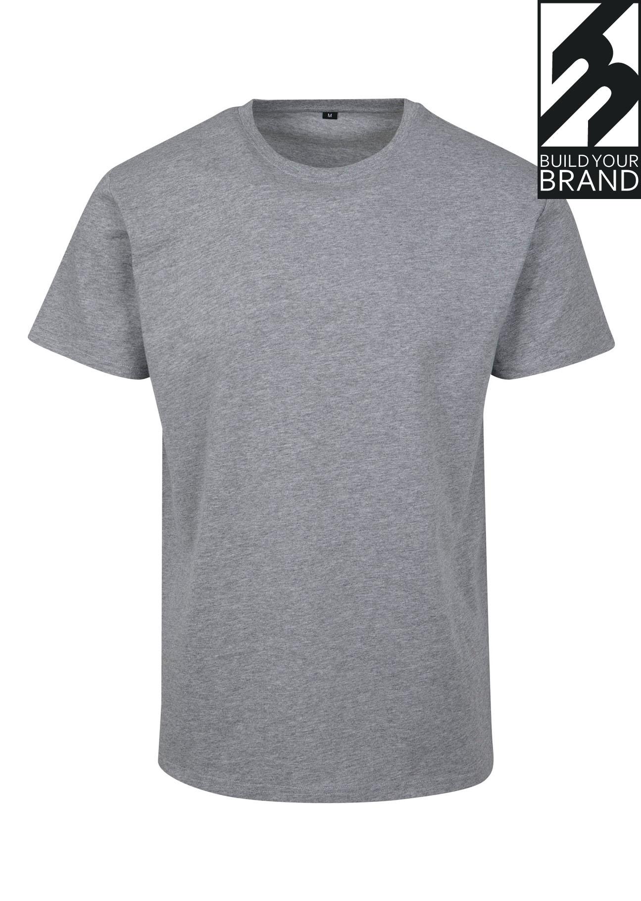 huge discount 264d8 a6feb Build Your Brand, Basic T-Shirt, günstig bedrucken « Merkur ...