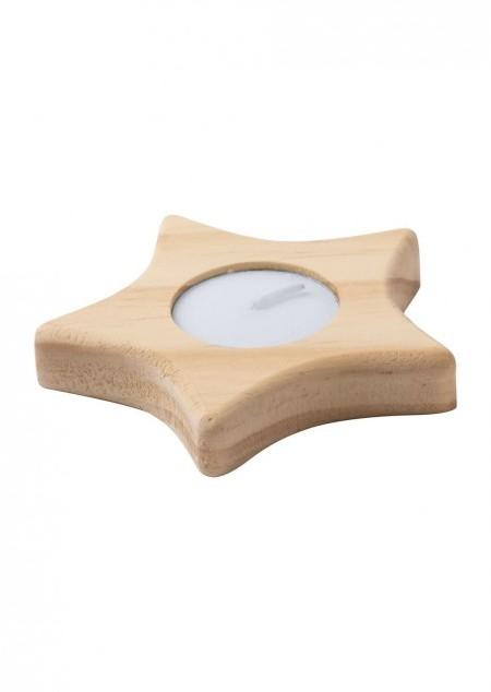Teelichthalter Stern oder Tanne