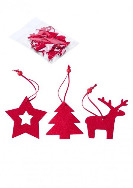 Filz Weihnachtsbaumschmuck