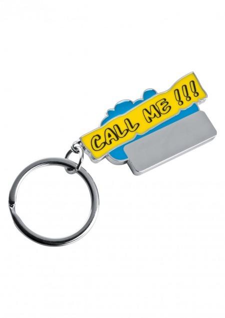 Schlüsselanhänger Call me !!!