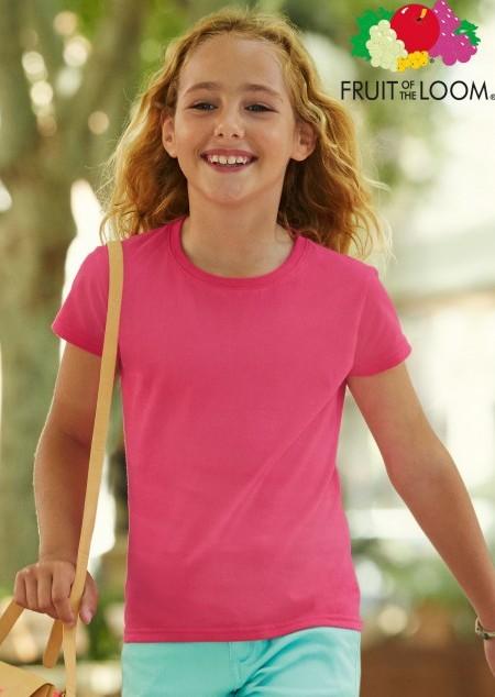 Girls Sofspun® T-Shirt