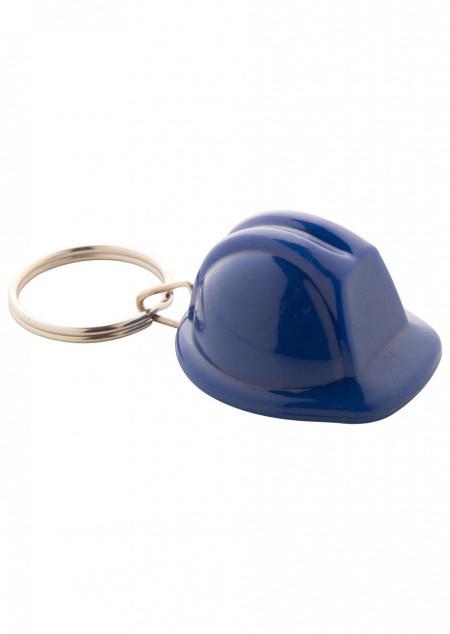 Schlüsselanhänger in Helm-Form