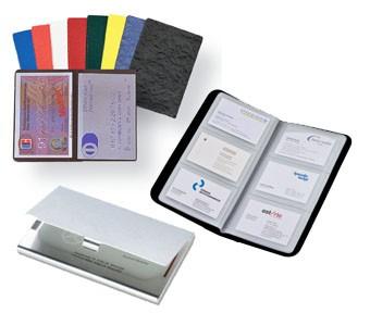 Visitenkartenhalter / Kreditkartenhalter