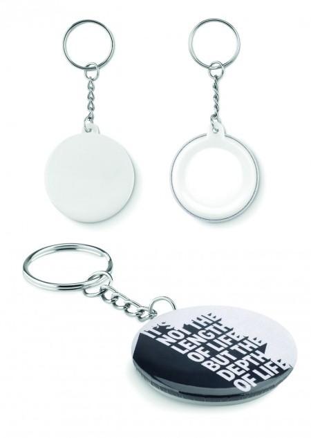 Badge Schlüsselanhänger klein