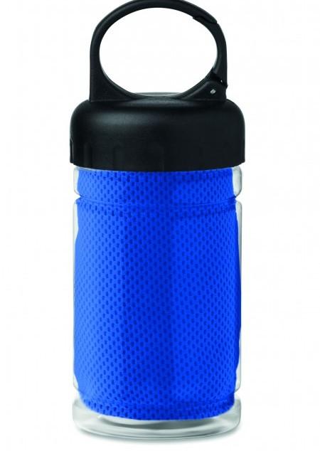 Trinkflasche mit Sporthandtuch