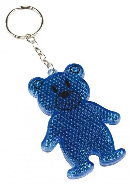Schlüsselanhänger mit Reflector-Teddy