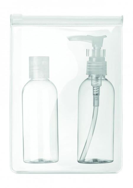 Flaschen-Set im Etui