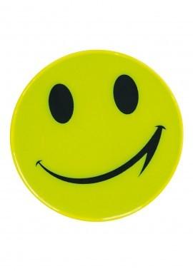 Reflektierender Smiley Aufkleber