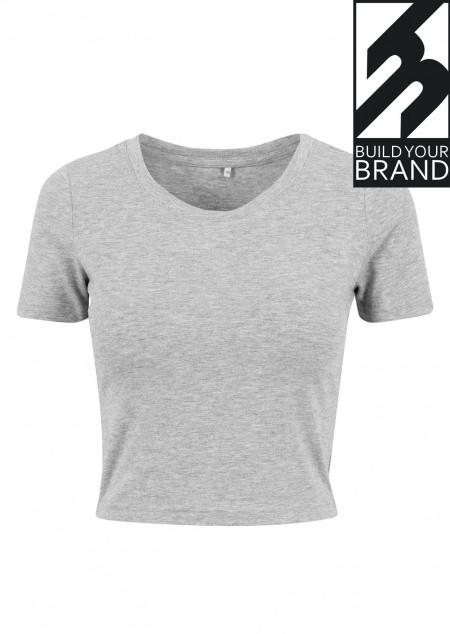 Damen Cropped T-Shirt
