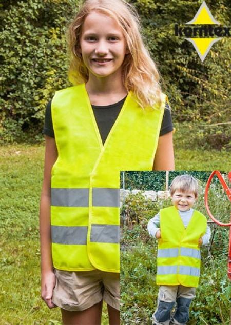 Kinder-Warnweste