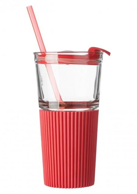 Trinkbecher 'Ultra' aus Glas