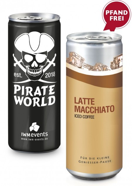 Eiskaffee - Latte Macchiato, 250 ml