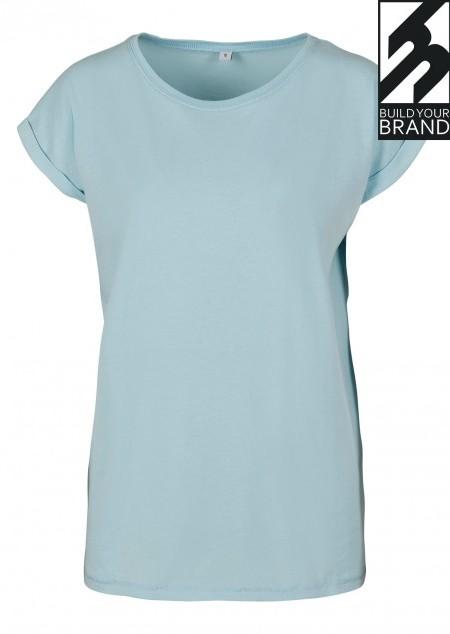 Ladies Extended Shoulder T-Shirt
