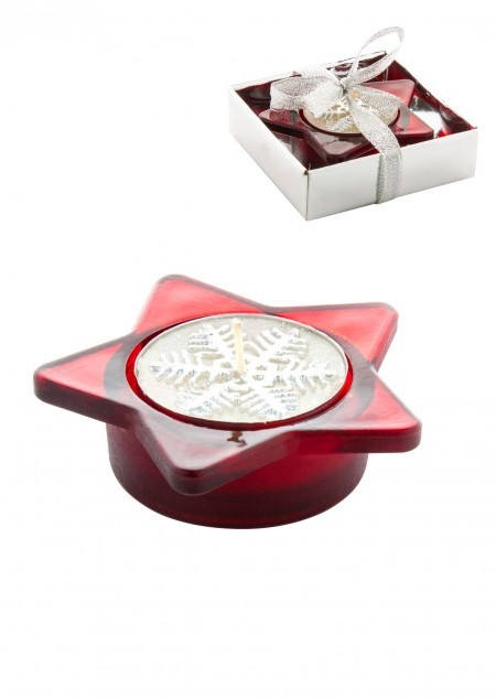 Kerzenhalter mit Teelicht