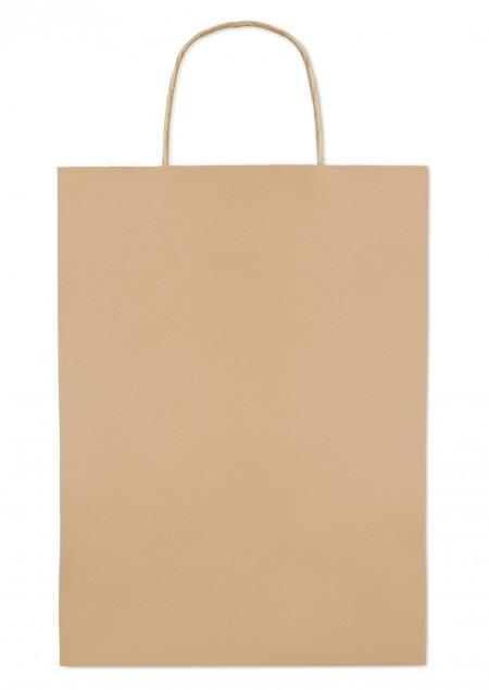 Geschenkpapiertüte, groß