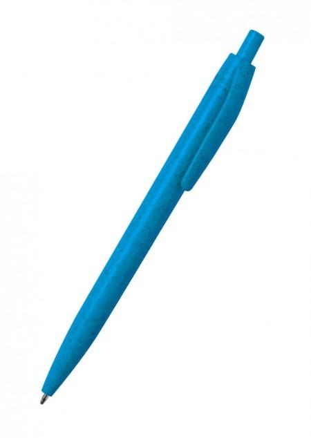 Kugelschreiber Wipper aus Weizenstroh