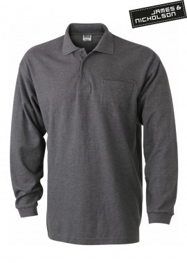 polo shirts basics herren mit brusttasche merkur. Black Bedroom Furniture Sets. Home Design Ideas