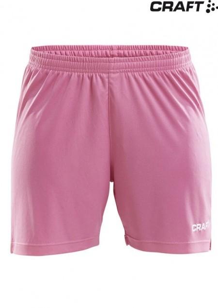 Squad Solid Damen Shorts