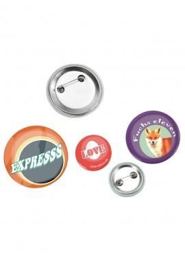 Metall-Button