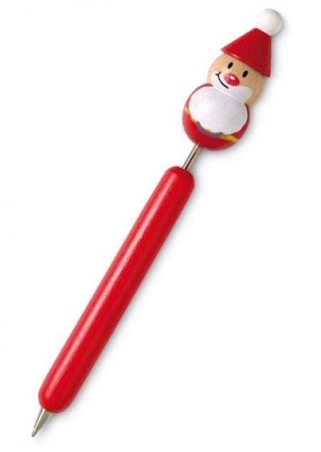 Stifte mit Weihnachtsmotiv