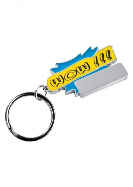 Schlüsselanhänger Wow !!!