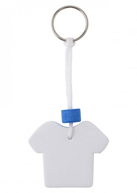 Schwimmdender Schlüsselanhänger 'Shirt'