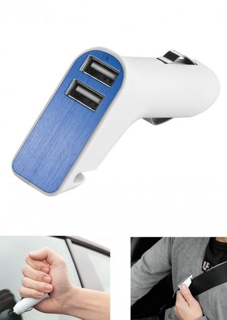 Metmaxx® USB Car Adapter