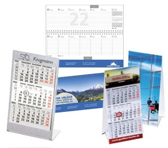 Tischkalender / Querkalender