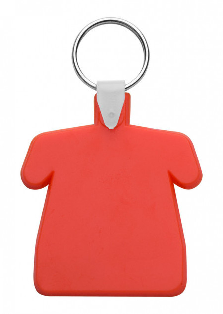 Schlüsselanhänger in T-Shirt-Form