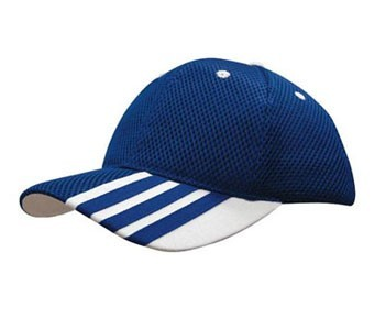 Sport- / Polyester-Caps