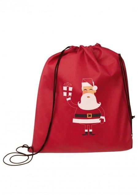 Gymbag mit Weihnachtsmotiv