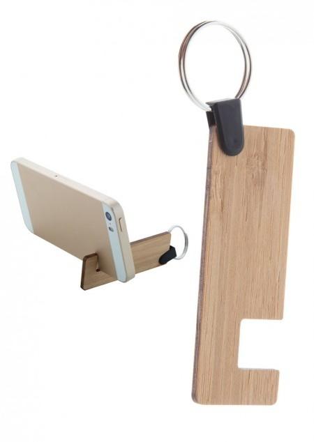 Schlüsselanhänger mit Smartphone-Halter