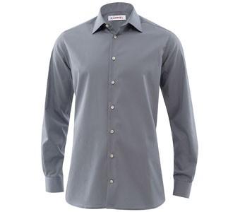 Hemden Langarm aus Baumwolle