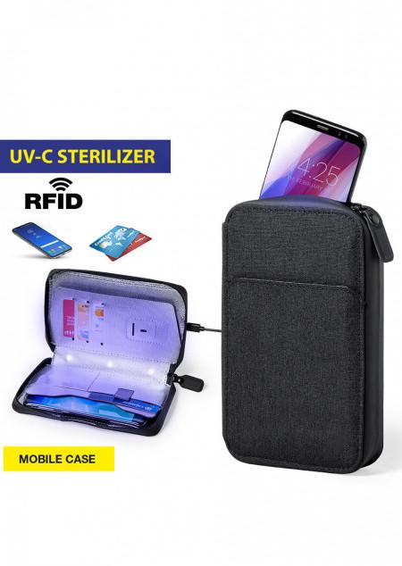 UV-Sterilisator und Organizer