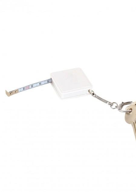 Maßband mit Schlüsselanhänger, 1m