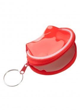 Geldtasche mit Schlüsselanhänger
