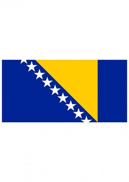 Fahne Bosnien und Herzigowina