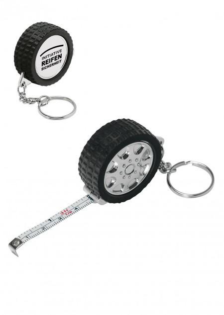 Maßband Reifen, 1m