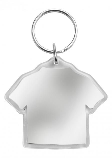 Schlüsselanhänger 'Trikot' aus Kunststoff
