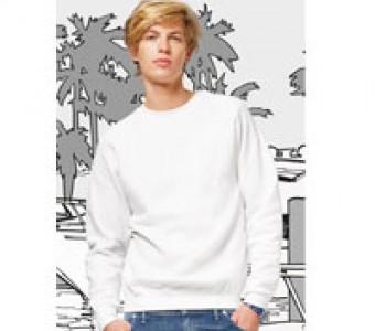 Sweatshirts Basics & Herren mit Raglanärmel