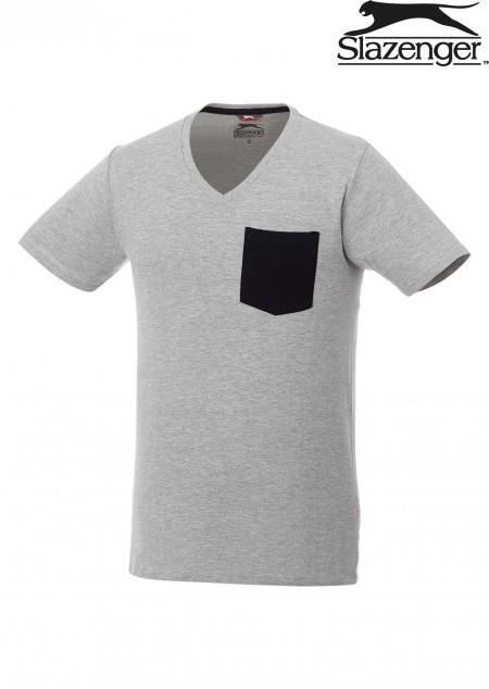 Herren T-Shirt mit Tasche Gully