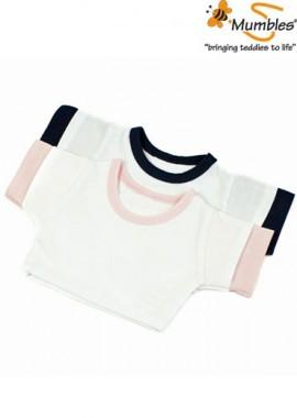 Layered T-Shirt für Kuscheltiere