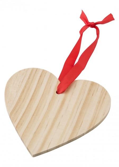Weihnachtsbaumanhänger Herz