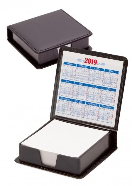 Notizblock mit Kalender