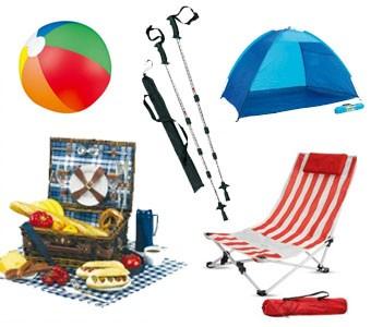 Strand & Camping
