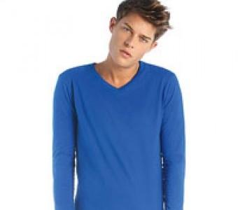 Herren T-Shirts Langarm