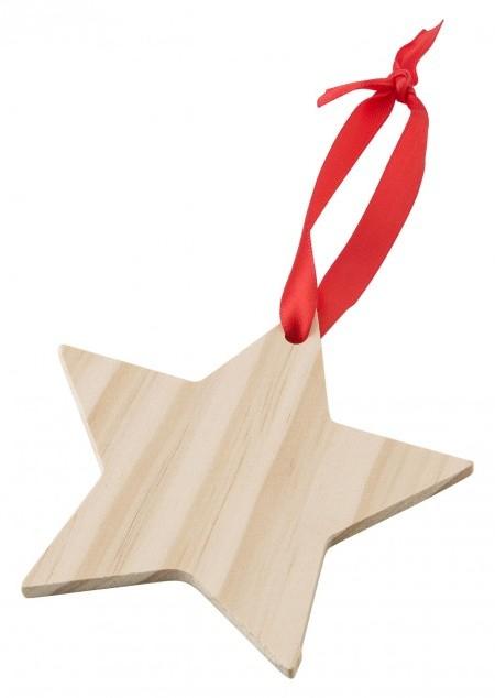 Weihnachtsbaumanhänger Stern